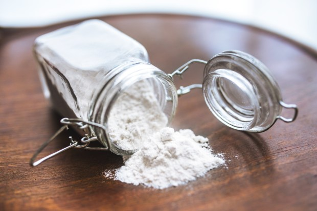 baking soda natural cleaning product