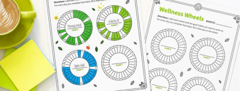 visual-wellness-trackers-habit-worksheet