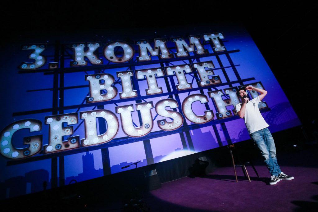 Dominik Porschen Spoil Doch! Filmlounge Live Review