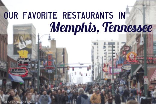 Our Favorite Restaurants in Memphis, Tennessee