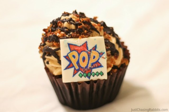 The King Cupcake from Pop Century