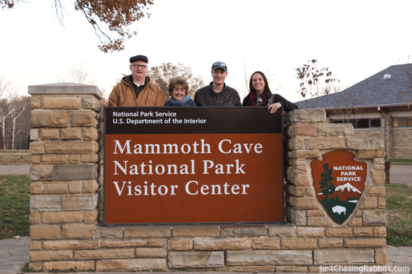 Exploring Mammoth Cave National Park, Kentucky