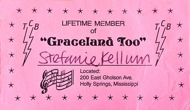 Guest Post: Memories from a Graceland Too Lifetime Member