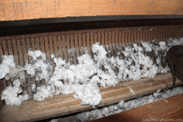 Frogmore Plantation Cotton Gin