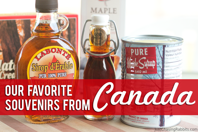 Our Favorite Souvenirs from Canada
