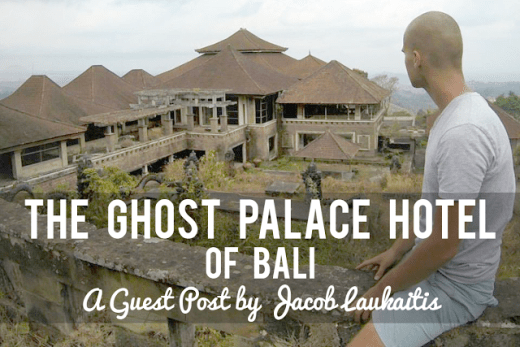 Ghost Palace Hotel of Bali