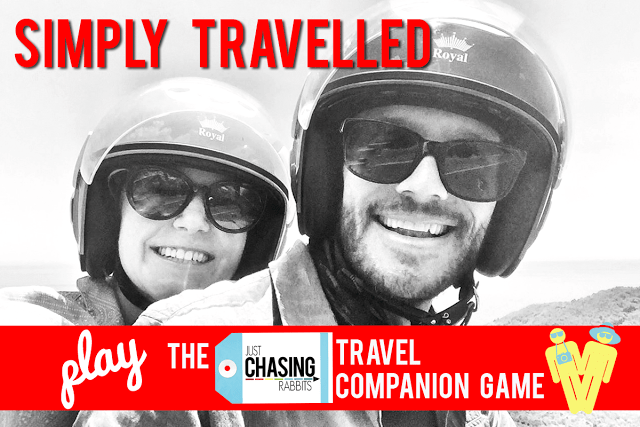 """Simply Travelled"" Play the JCR Travel Companion Game!"