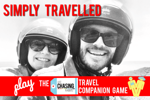 Simply Travelled Play the JCR Travel Companion Game