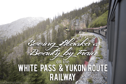 Seeing Alaska's Beauty by Train