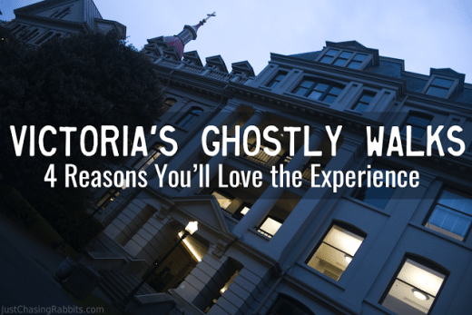 Victoria's Ghostly Walks