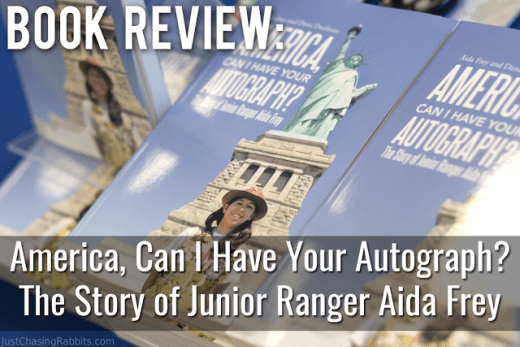 Book Review America Can I Have Your Autograph by Aida Frey