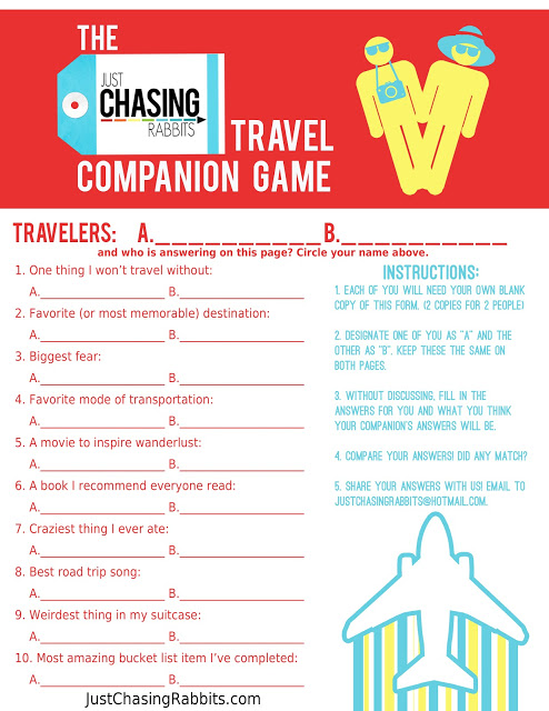 Play The Just Chasing Rabbits Travel Companion Game