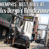 Find Memphis' Best Ribs at Charles Vergo's Rendezvous