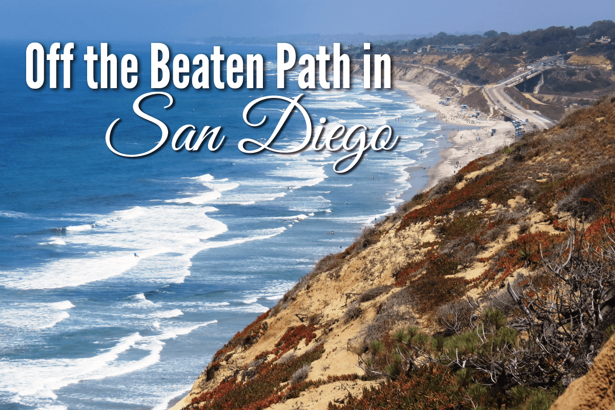Off the Beaten Path in San Diego