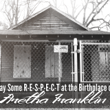Pay Some Respect at the Birthplace of Aretha Franklin in Memphis, Tennessee