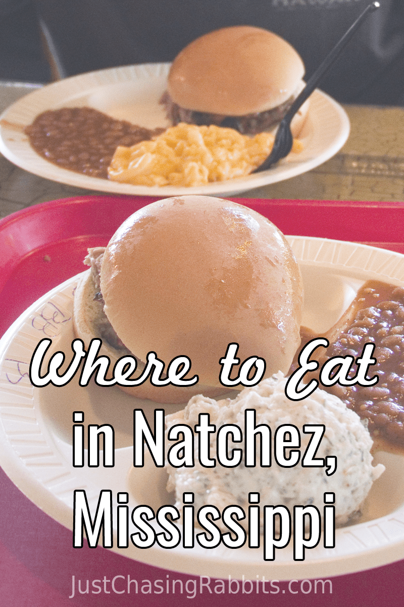 Where to Eat in Natchez, Mississippi