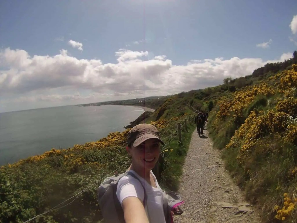 Walk from Bray to Greystines