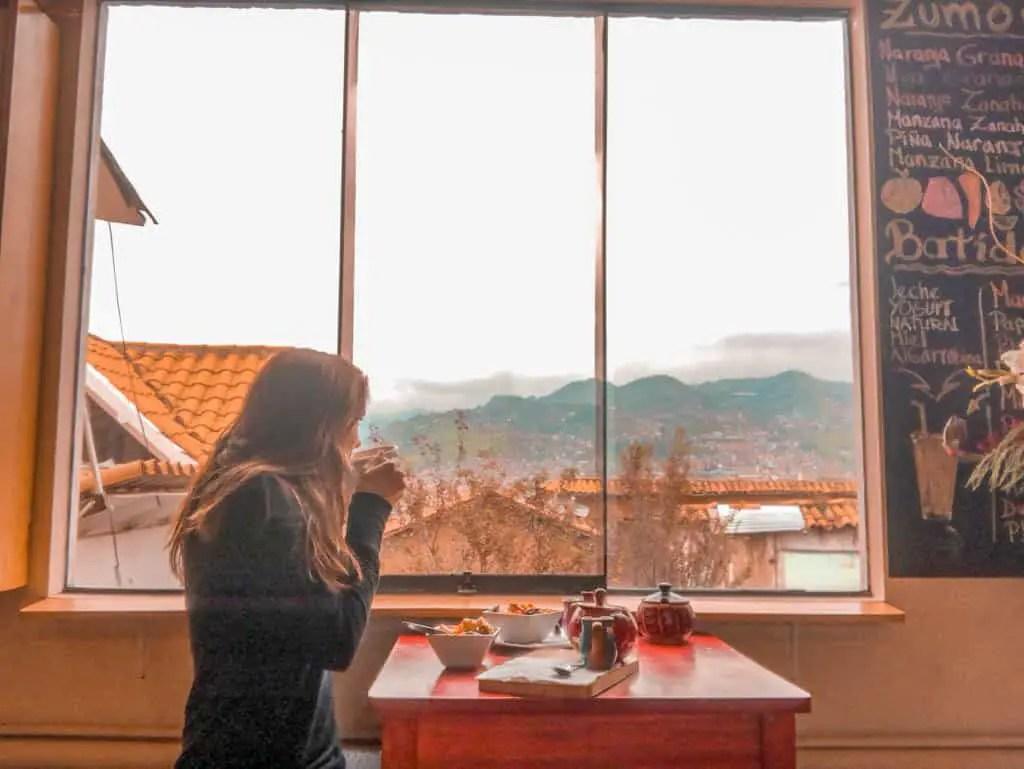 Cafe Loco Cusco Peru