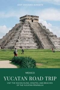 Yucatan Road Trip