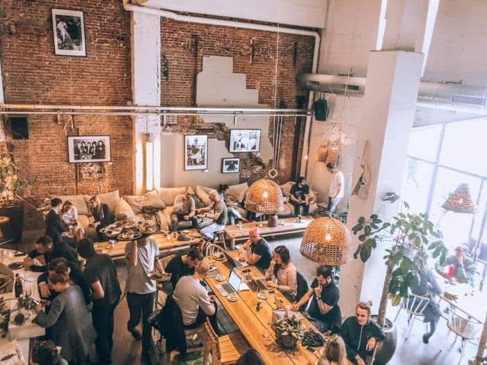 Amsterdam Cafes