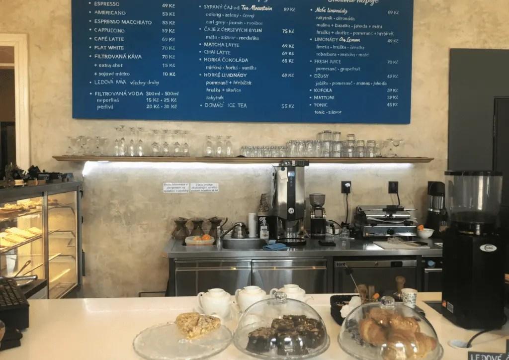 SmetanaQ Cafe - Best Cafes in Prague