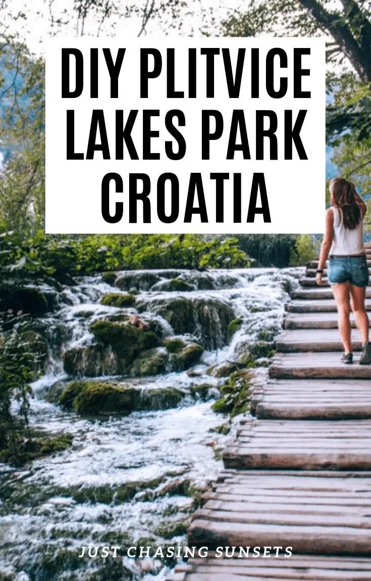 Plitvice Lakes Park day trip