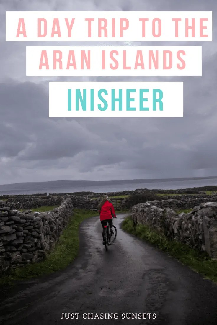 a day trip to the aran islands
