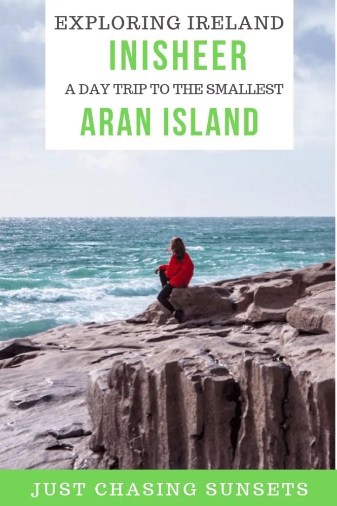 exploring Ireland, a day trip to the aran islands