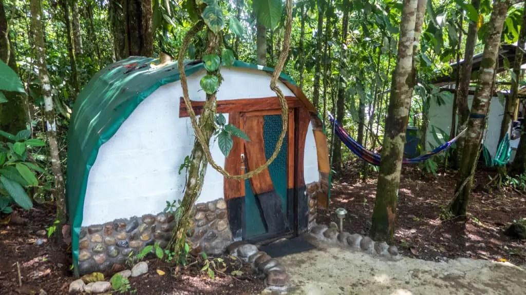 Jungle Roots Glamping - Tena, Ecuador