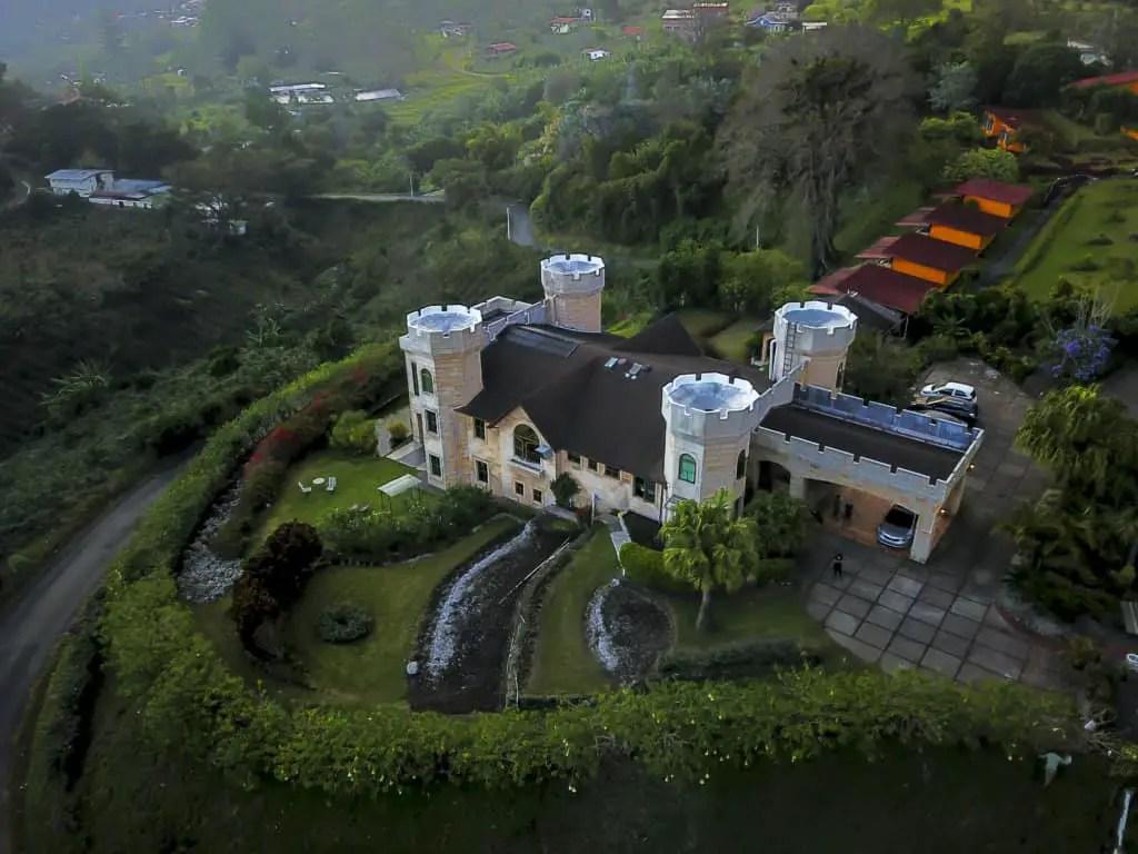 Bumba Castle