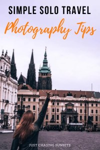 simple solo travel photography tips