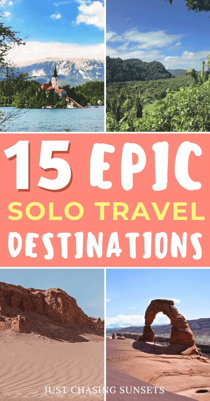 15 epic solo travel destinations