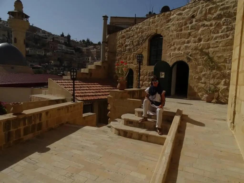 Iuliana in As Salt, Jordan