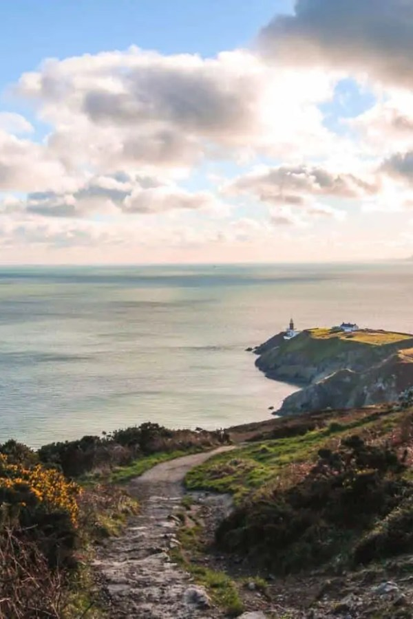 A Perfect Day Trip from Dublin: The Howth Cliff Walk