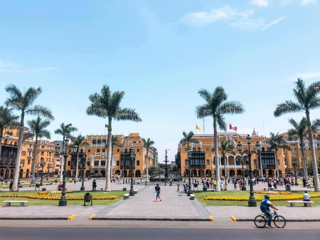 Visit Plaza Mayor on your 2 days in Lima
