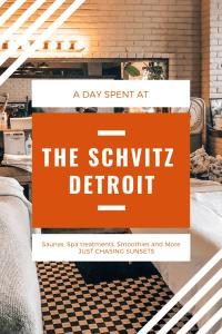 a day at the schvitz health club detroit