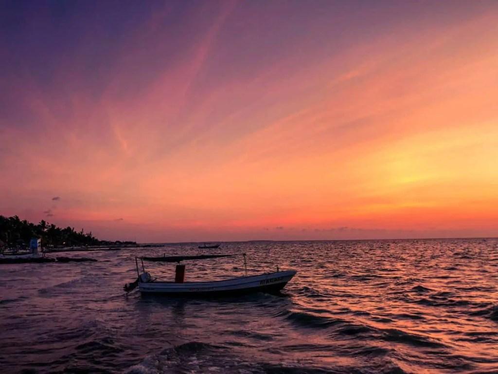 Isla Holbox Sunsets