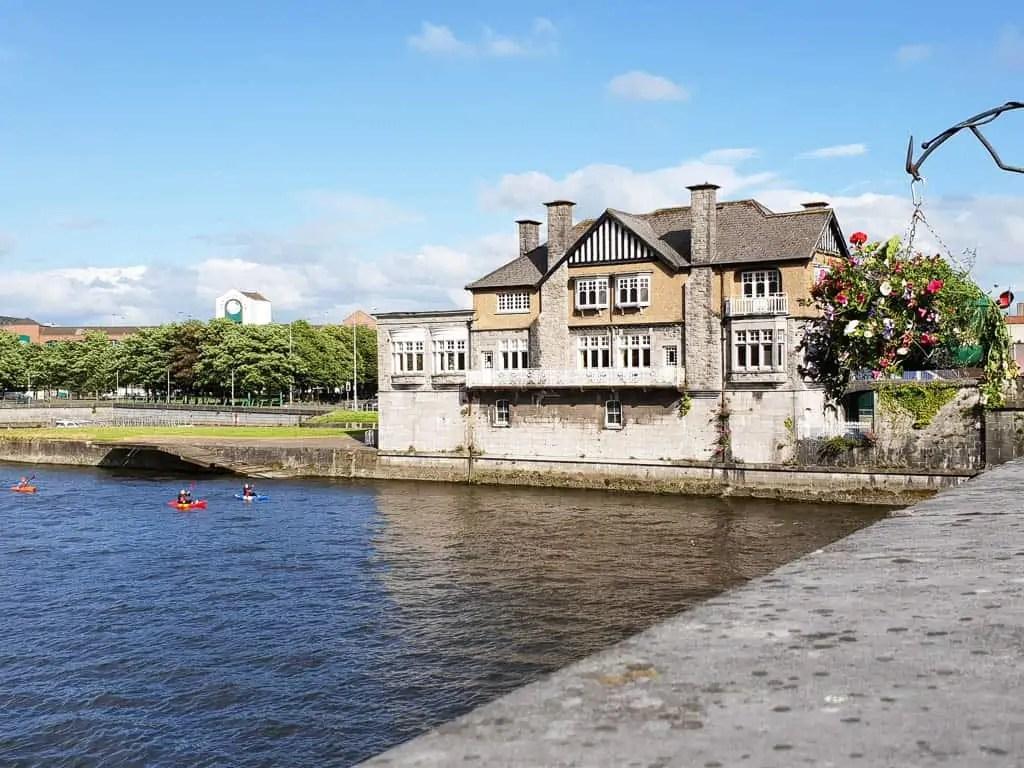 Limerick, Ireland by Amber