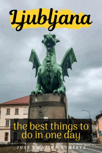 The best things to do in Ljubljana, Slovenia