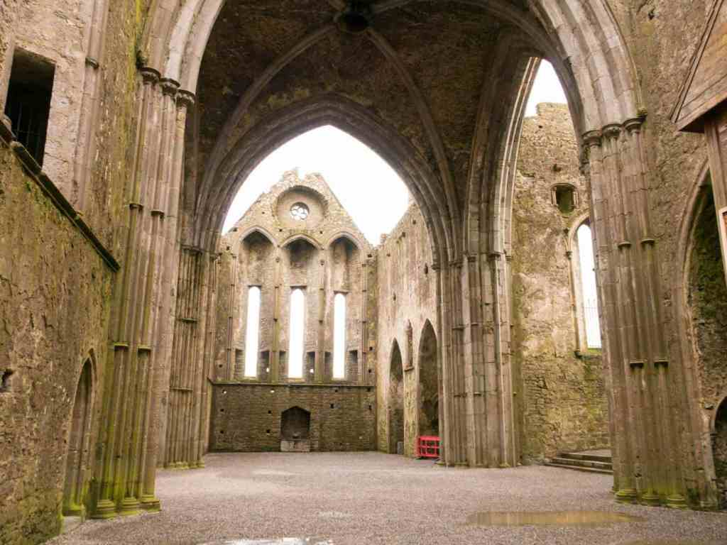 Rock of Cashel, Tipperary by Cath