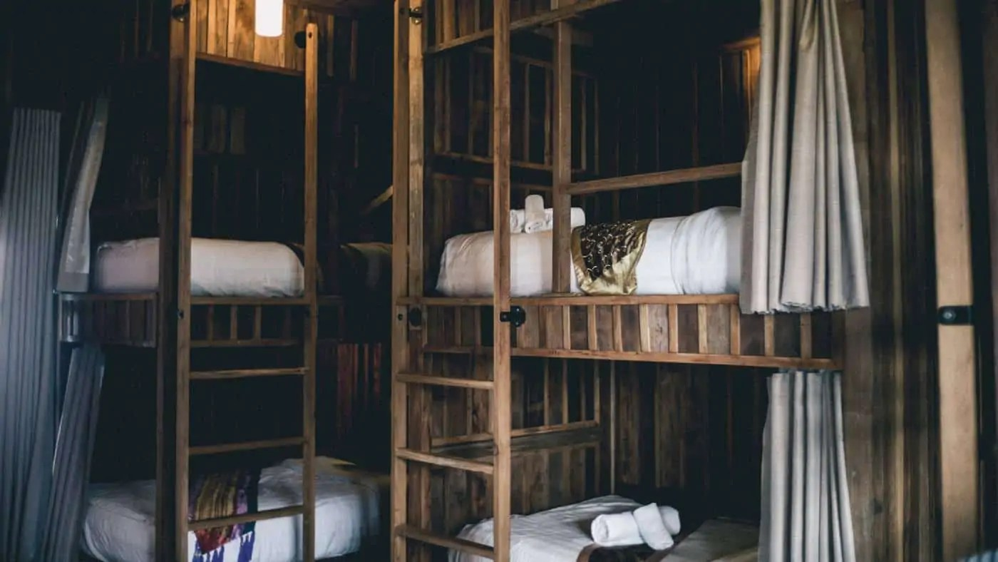 Hostel Rule: Keep sex private