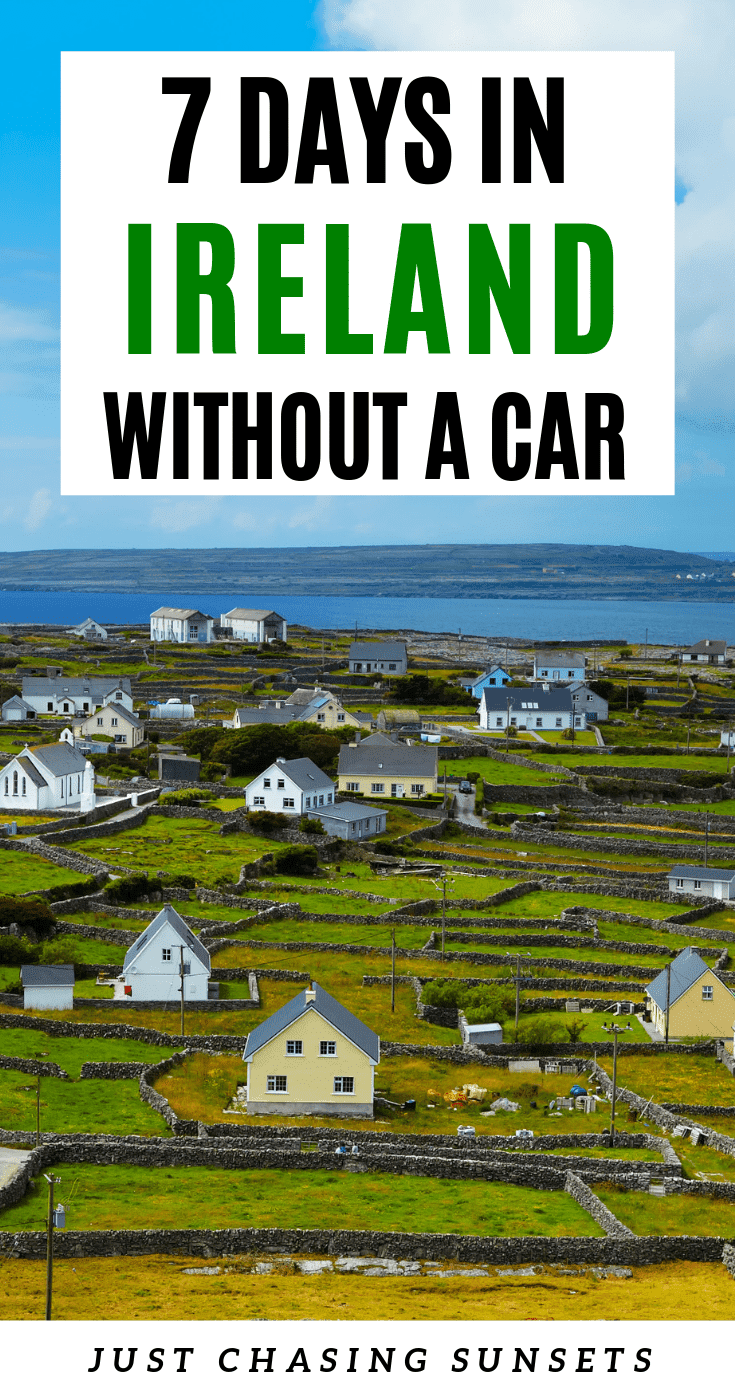 7 days in Ireland without a car