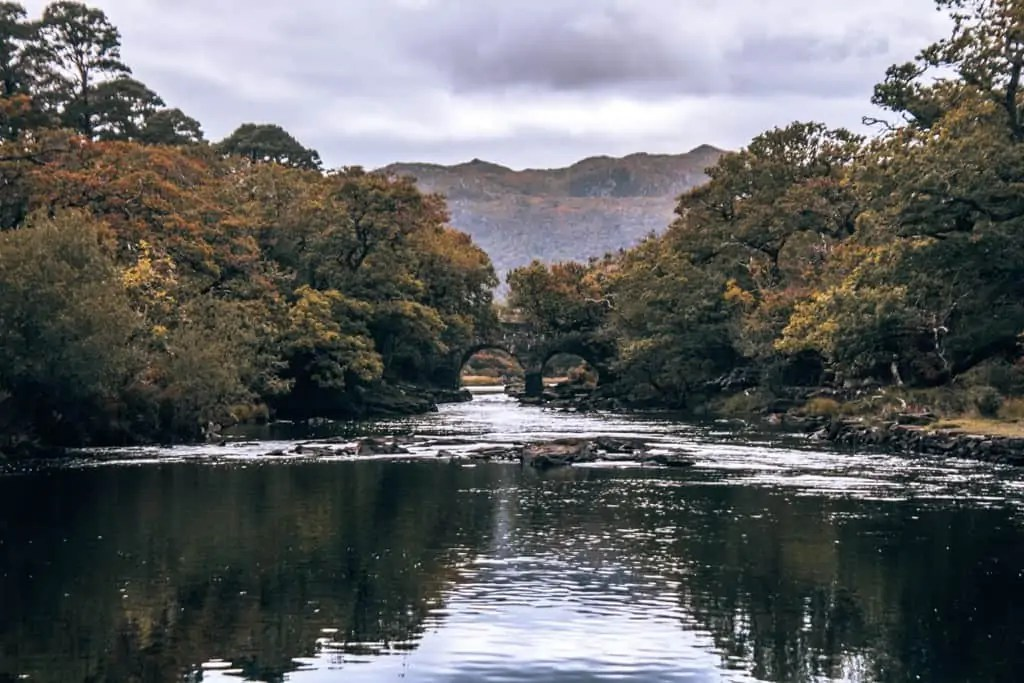The Meeting of the Waters in Killarney National Park