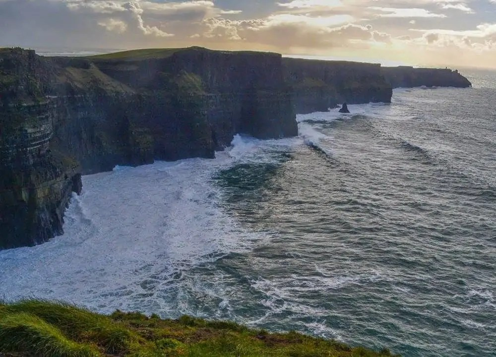 Cliffs of Moher at Sunset | c/o Deposit Photos