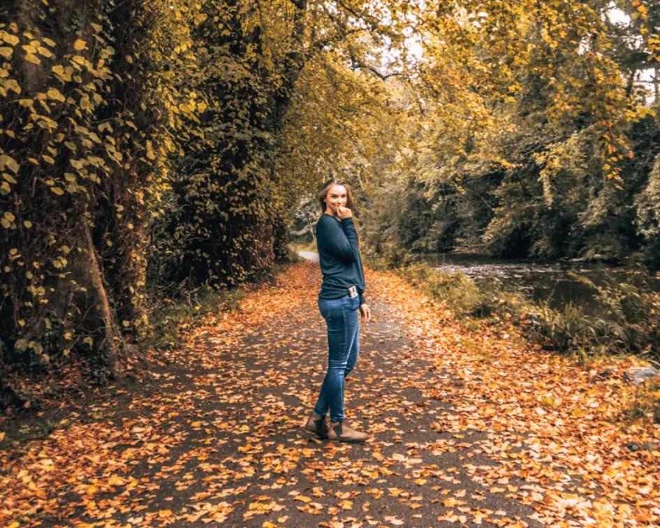 Fall in Ireland