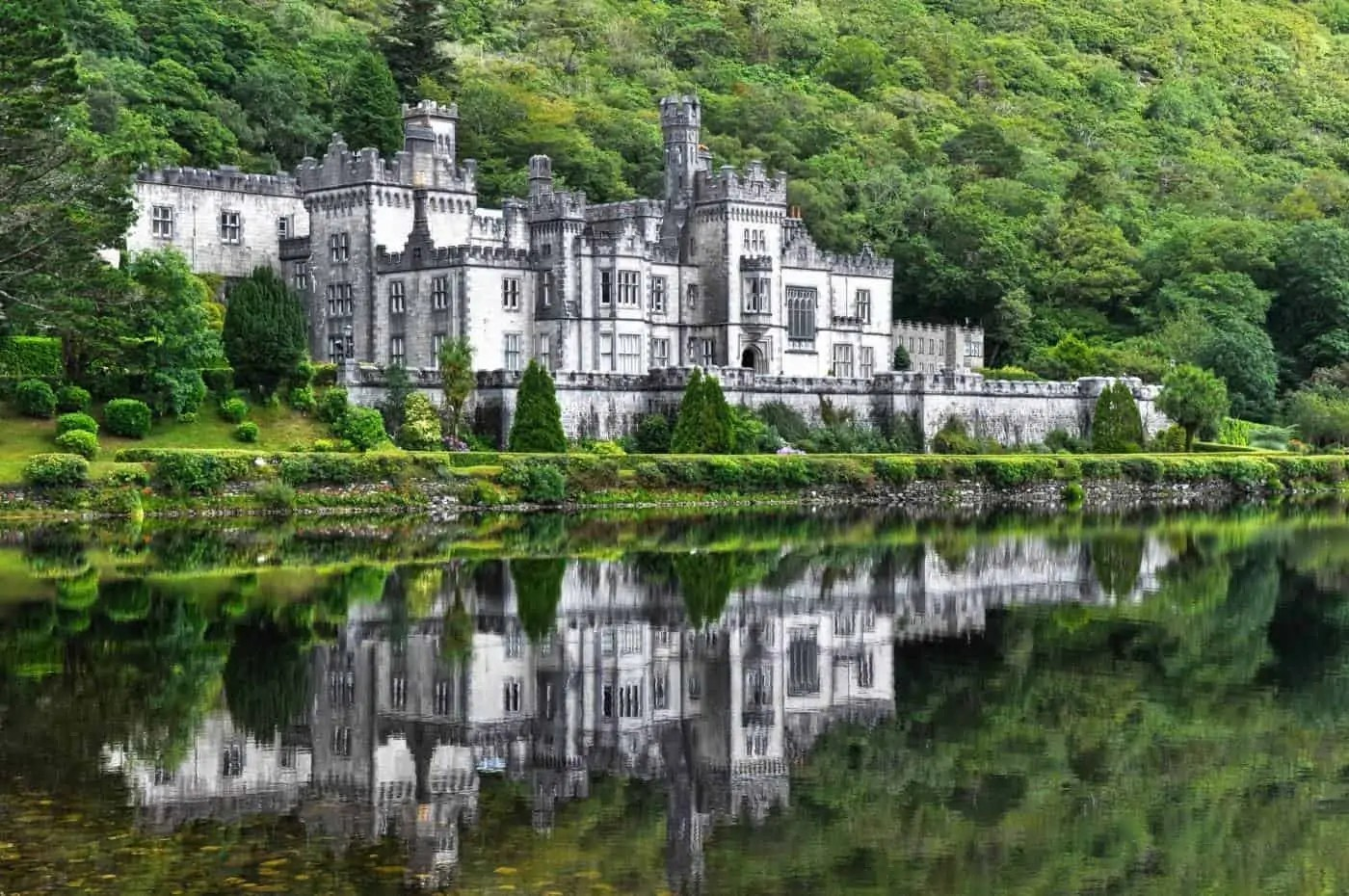 Kylemore Abbey | c/o Deposit Photos