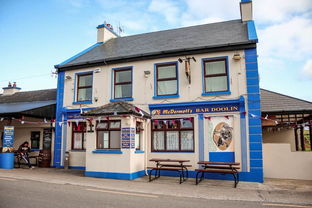 McDermott's Pub Doolin
