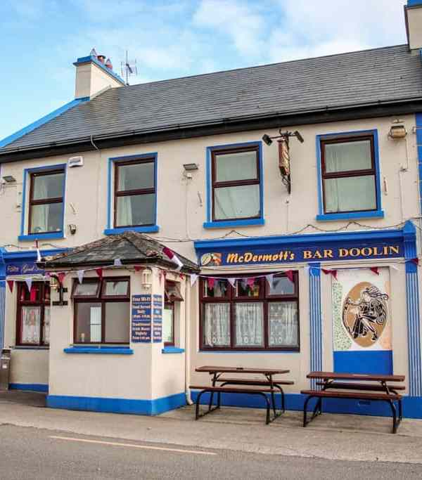 Doolin Pubs: The Place to Hear Legendary Trad Sessions