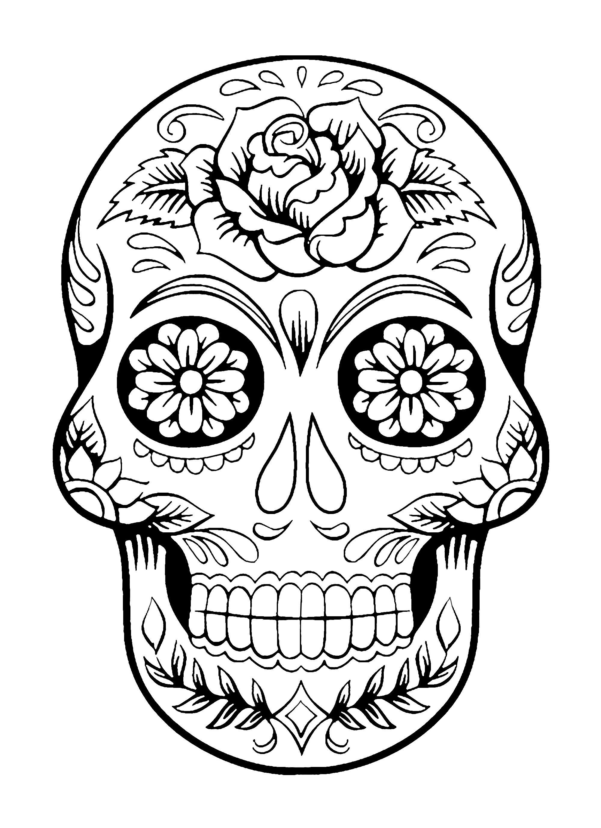 El Dia De Los Muertos 64218 El Dia De Los Muertos