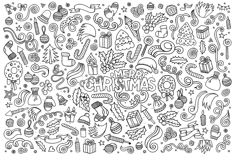 Doodle De Nol Nol Coloriages Difficiles Pour Adultes